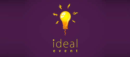 ideal event logo design examples