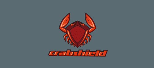 Crabshield logo design examples