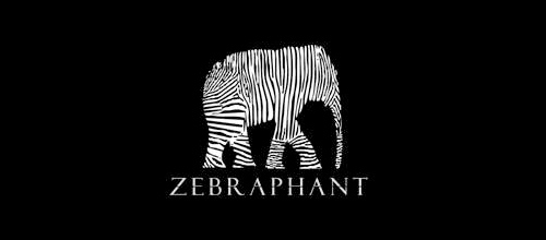 design Zebraphant logo