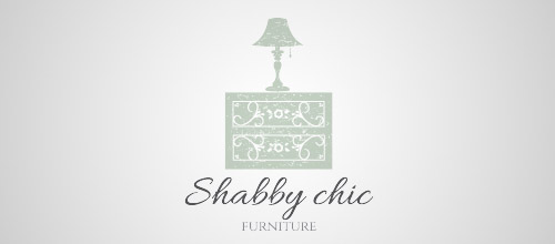 furniture logo designs examples shabby chic logo design