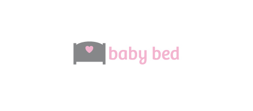 furniture logo designs examples baby bed