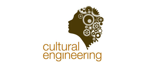 Cultural Engineering logo design examples