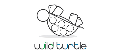 Wild Turtle logo design ideas
