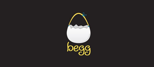 begg logo design examples ideas
