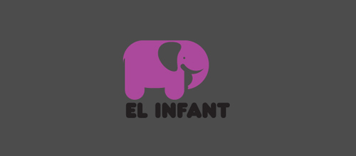 design El Infant logo