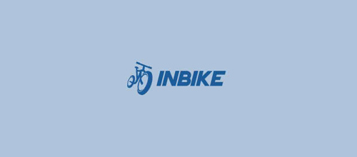 bike logo design Logo Inbike