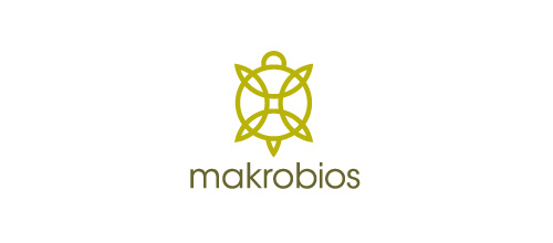MakroBios logo design ideas