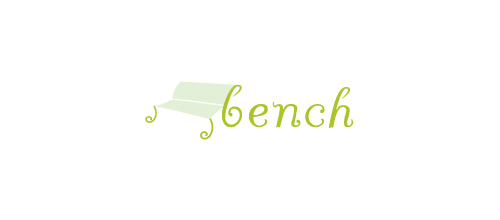 furniture logo designs examples Bench