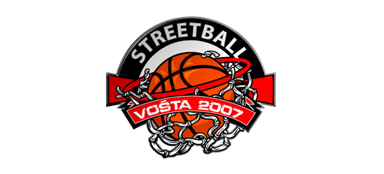 basketball logo design ideas Streetball Logo - Vosta 2007
