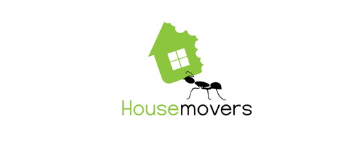 House ant logo design ideas