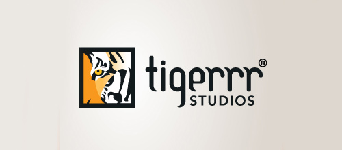 Studio tiger logo design ideas