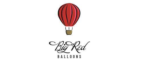 Big Red Balloons