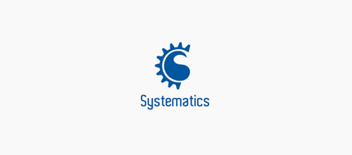 Systematics logo design examples