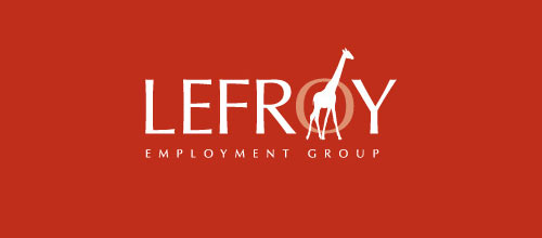 Lefroy Employment Group logo design examples