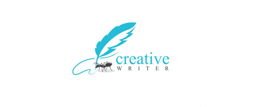 Writing ant logo design ideas