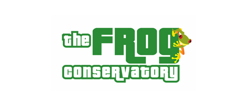Frog Conservatory logo design examples