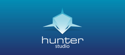 Hunter logo design examples