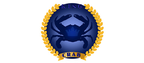 King Crab logo design examples