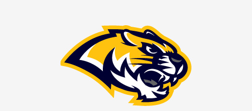 High school tiger logo design ideas