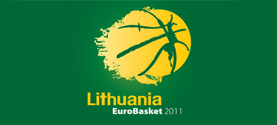 basketball logo design ideas Logo Project for Contest ( Eurobasket 2011 LT )