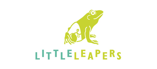 Little Leapers logo design examples