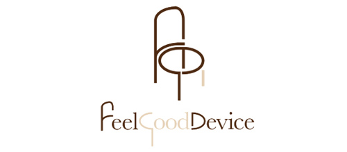 furniture logo designs examples Feel Good Device