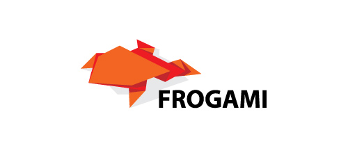 Frogami logo design examples