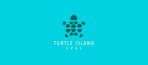 Turtle Island logo design ideas