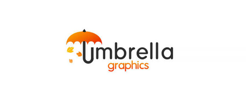 Umbrella Graphics logo design