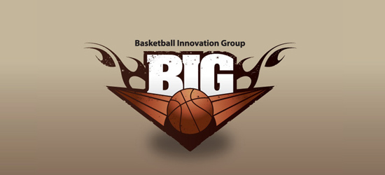 basketball logo design ideas Basketball Innovation Group