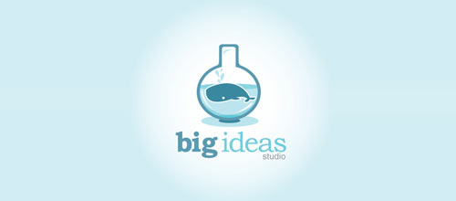 Big Ideas Studio logo design examples