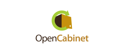 furniture logo designs examples OpenCabinet