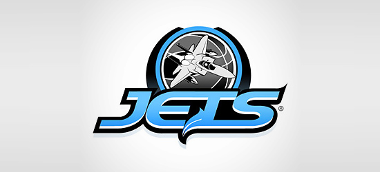 basketball logo design ideas Jets Basketball Club