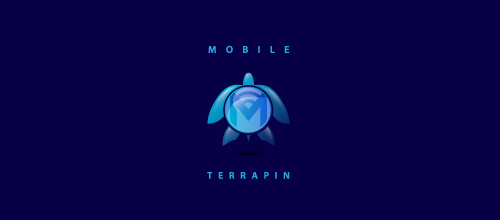 Mobile Terrapin logo design ideas