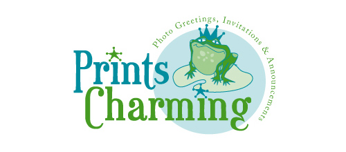 Prints Charming logo design examples