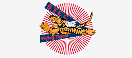 Flying tiger logo design ideas