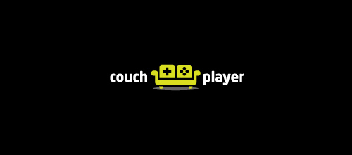 furniture logo designs examples CouchPlayer