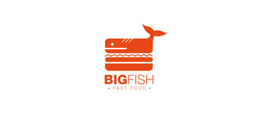 bigfish logo design examples