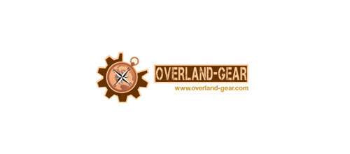 travelling overland logo design examples