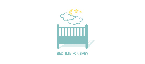 furniture logo designs examples Bedtime For Baby