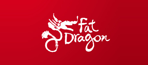dragon logo design examples Chinese Dragon