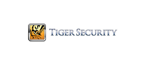 Security company tiger logo design ideas