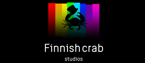 Finnish crab logo design examples