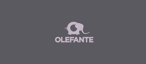 design Olefante logo