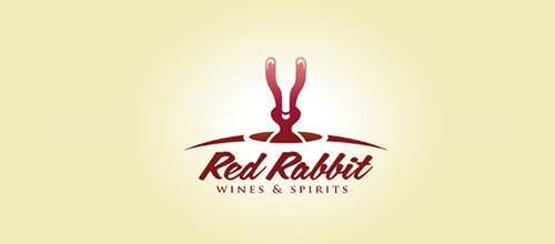 Red Rabbit logo design examples