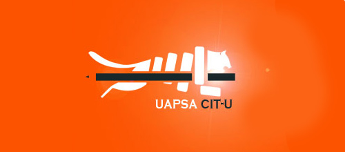 University institute architect tiger logo design ideas