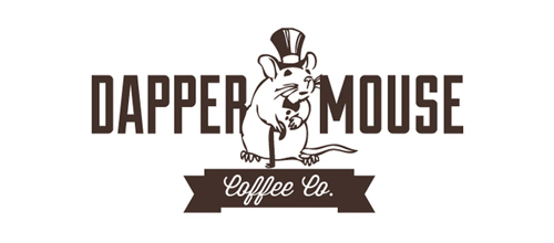 Dapper Mouse logo design examples