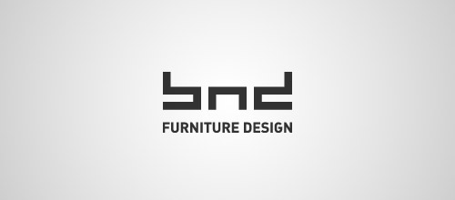 furniture logo designs examples bnd furniture logo design