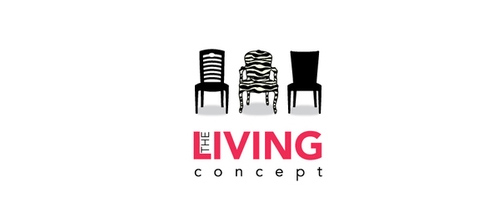 furniture logo designs examples Living Concept