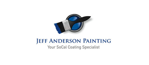 Painter logo design examples